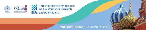 16-й Международный симпозиум по исследованиям и приложениям в биоинформатике (ISBRA)